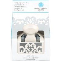 MARTHA STEWART DEEP EDGE PUNCH SCROLL HEART