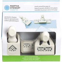 MARTHA STEWART GEOMETRIC FRAMES PATP