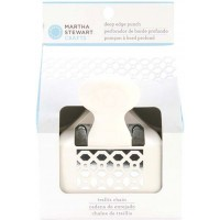 MARTHA STEWART TRELLIS CHAIN DEEP EDGE PUNCH