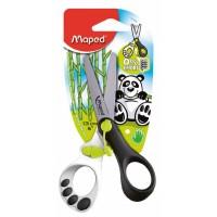 Maped Scissor 13cm Asym Koopy