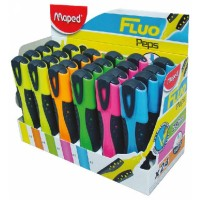 Maped Highlighter Fluopeps Max  Display of 24pcs