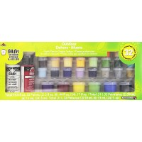 Folkart OUTDOOR 32 COLOR PAINT SET