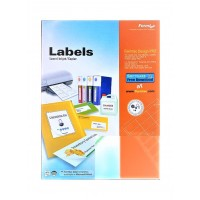 Formtec abel 80/200x60mm Blister Pack of 20 Sheets