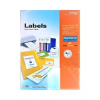 Formtec Label 1200/70x67.7mm #12 Box of 100 Sheets