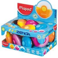 Maped Eraser Zenoa Box of 15 Pcs