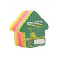 Fantastick Sticky Notes Fluorecent 5 Color Arrow