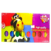 Kiddy Clay Modelling Clay set of 24 Colors