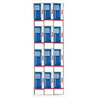 Pentel Eraser ZEH-05 Hi-Polymer Large Box of 24 Pcs