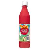 JOVI Liquid Poster Paint Bottle 500ml Vermillion(Red)