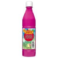 JOVI Liquid Poster Paint Bottle 500ml Magenta