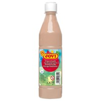 JOVI Liquid Poster Paint Bottle 500cc Flesh