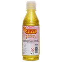 JOVI Liquid Poster Paint 250cc Glitter Yellow