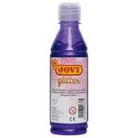JOVI Liquid Poster Paint 250cc Glitter Violet