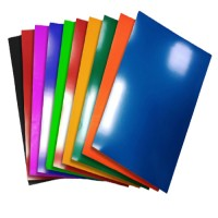 Glossy Colored Hard Paper 50x70cm Ns1001