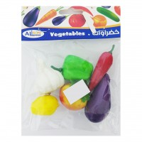 Simulated Vegetables