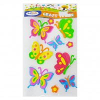 Decorative EVA Sticker Butterfly