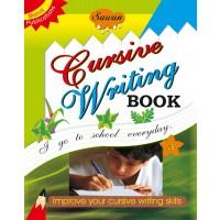 SAWAN-CURSIVE WRITING BOOK-3