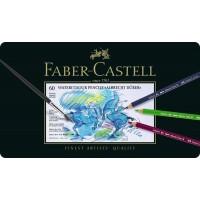 FABER-CASTELL Watercolour Pencil A.Durer Tin of 60