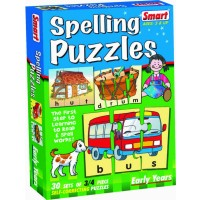 SMART-SPELLING PUZZLES