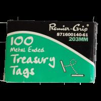 Treasury Tag 203mm