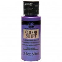 Folkart COLOR SHIFT Acrylic Paints PURPLE FLASH