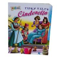 SAWAN-KIDS BOARD FAIRY TALES - CINDERELLA