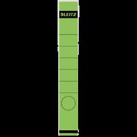 Leitz SPINE LABEL-GREEN-LONG-BROAD