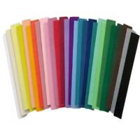 SADIPAL Crepe Paper Roll-32GMS-0.5x2.5m-Blue Pale