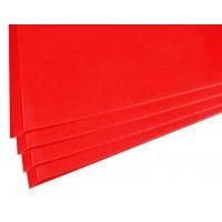 SADIPAL Sirio Card Board Colour Sheets-50x65cm-170 GMS-Red 25SHT/PK