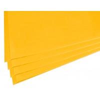 SADIPAL Sirio Card Board Colour Sheets-50x65cm-170 GMS-Dark Yellow 25SHT/PK