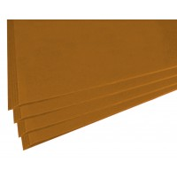 SADIPAL Sirio Card Board Colour Sheets-50x65cm-170 GMS-Brown 25SHT/PK