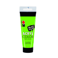 Marabu Acryl Color, 282 leaf green, 100 ml