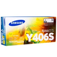 Samsung CLT 406 Yellow