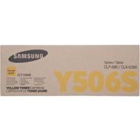 Samsung Toner 506 Yellow