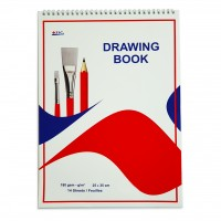 Drawing Book 25x35cm 180gsm