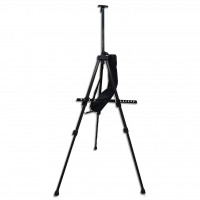 Canvas Board Stand Metal Blk