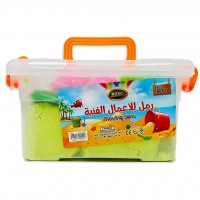 Magic Sand With Tools 2KG Set
