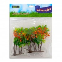 Artificial Plants 6pc set