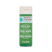 Martha Stewart Sea Glass Paint 20z. Scottish Highlands