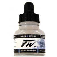 Daler Rowney FW Artist's Acrylic Ink SHIMMERING BLUE