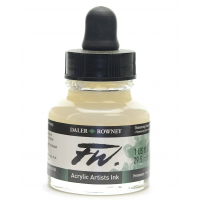Daler Rowney FW Artist's Acrylic Ink SHIMMERING GREEN