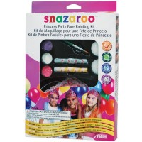 Snazaroo Face Paint Princess Party, Multicolor