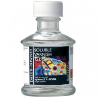 Daler Rowney Soluble Gloss Varnish Acrylic Medium