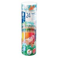 Staedtler Color Pencil Cylinder Set of 24 Colors