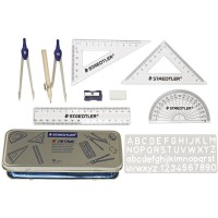 Staedtler 557-10 Geometry Set 10pcs