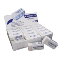 Staedtler Raso Plast Eraser Box of 30 Pcs