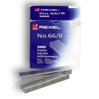 Staple Pin  HeavyDuty - Rexel 66 / 8