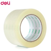 Deli Clear Packing Tape 48mmx54m