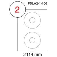 MULTI PURPOSE WHITE LABEL-114mm-FSLA2-1-100