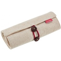 Transotype Sense bag 18 pencil roll-up case Natural ( for Multiliners)